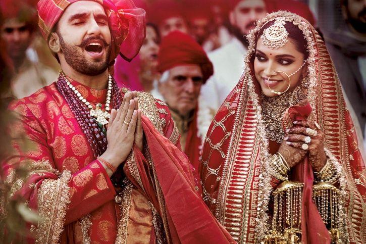 Ranveer Praises 'Dharampatni' Deepika, Says They Did 22 ...