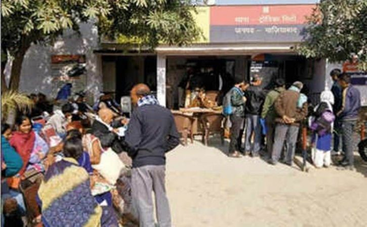 Relatives Raid Police Station In Ghaziabad