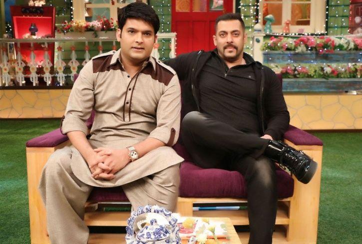 Salman and Kapil