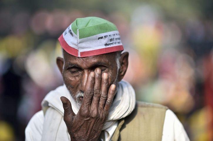 Sanjay Sathe, onion produce, protest, PM Modi, farmers protest, Nashik, Maharashtra