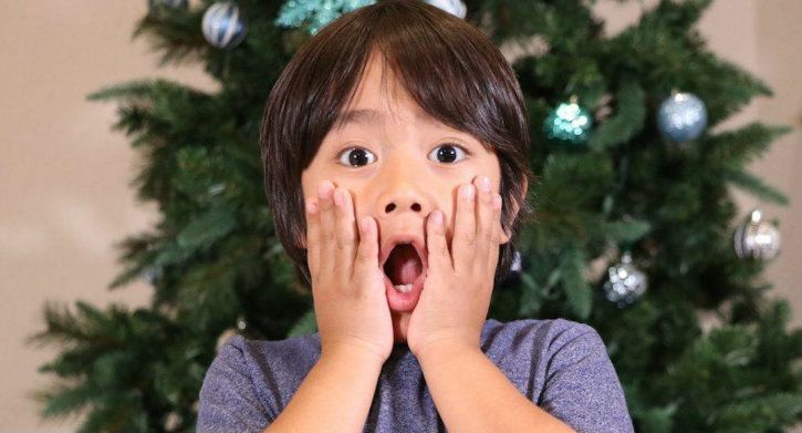 seven year old ryan toysreview