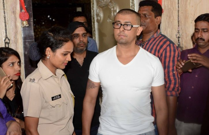 Sonu Nigam shaved off his hair during Azaan row.