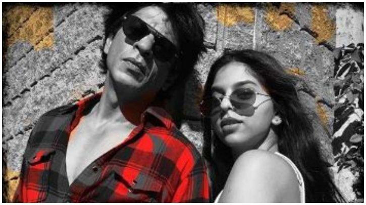 SRK and Suhana Khan