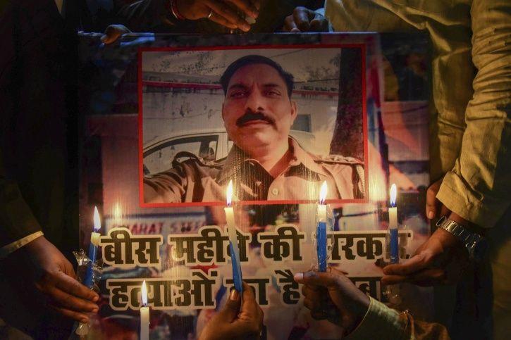 Subodh Kumar Singh, Bulandshahr violence, Uttar Pradesh, Axe blows, Prashant Nat