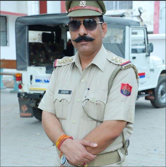 Subodh Kumar Singh, police inspector, Uttar Pradesh, Bulandhshahar, cow slaughter