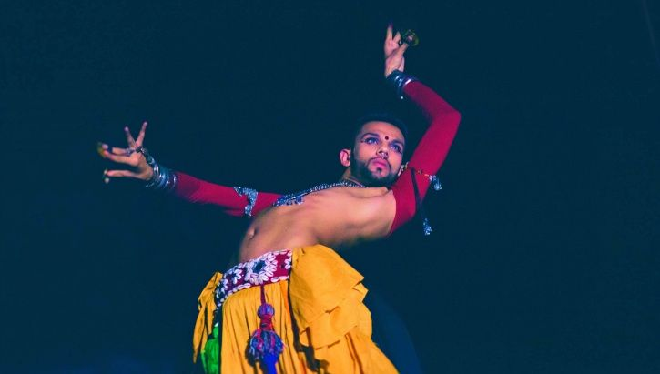 Success Of India's First & Favourite Male Belly Dancer Proves 2018 Shattered Stereotypes & How