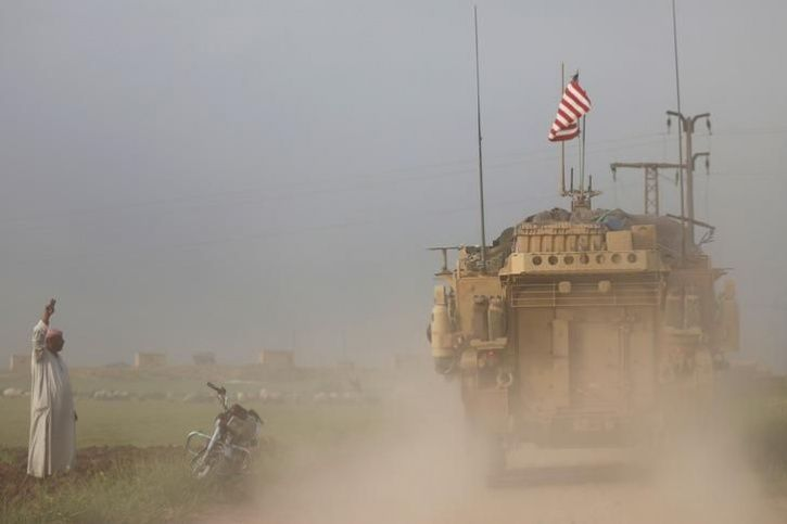 syrian surprise how donald trump phone call changed the war