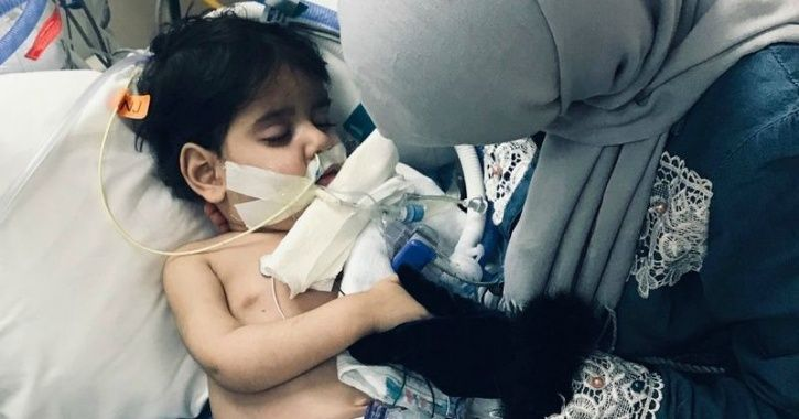 Terminally-Ill Boy Dies After Meeting Yemeni Mother Who Sued The US To Meet Dying Son