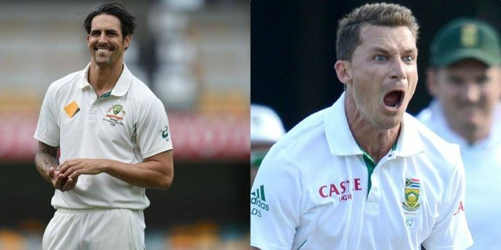 These are some great fast bowlers