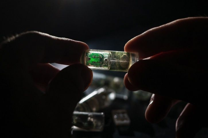 This Wireless Ingestible Capsule From MIT Can Be Controlled Via Bluetooth Inside Your Body