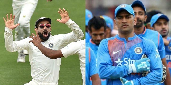 Virat Kohli led India well in 2018
