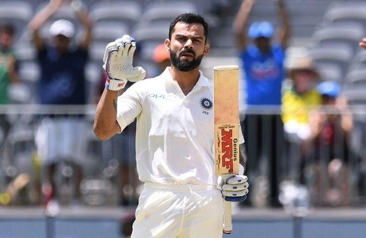 Virat Kohli loves to score runs