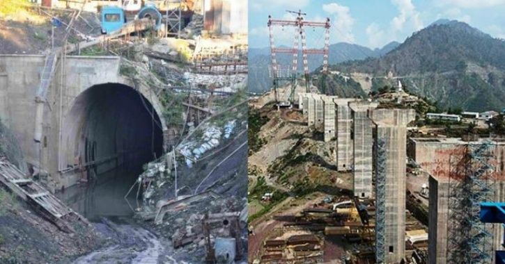 With 45 Tunnels, Railway Bridge In Manipur Is Set To Become 'World's Tallest' At 141 Metres