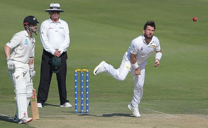 Yasir Shah Becomes Fastest To 200 Test Wickets