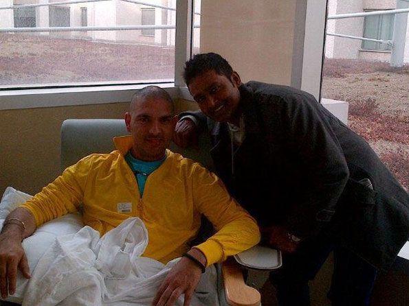 Yuvraj Singh beat cancer