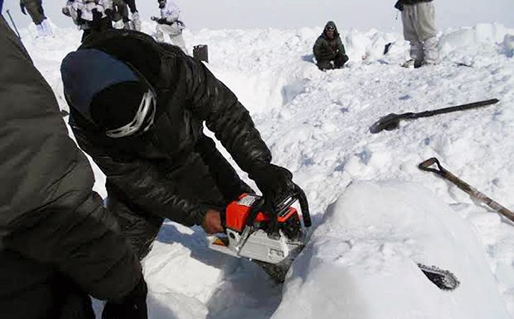 3 Soldiers Killed After Avalanche Hits Army Camp
