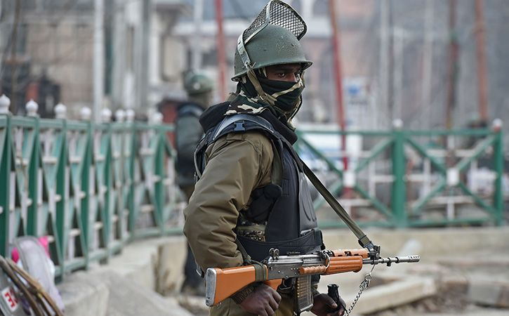 400 Security Personnel Killed In JK