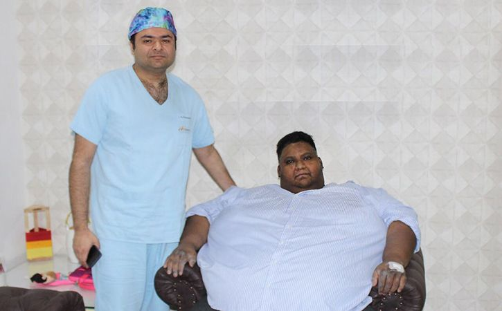 410kg Man Goes Under Scalpel Loses 30kg In A Month