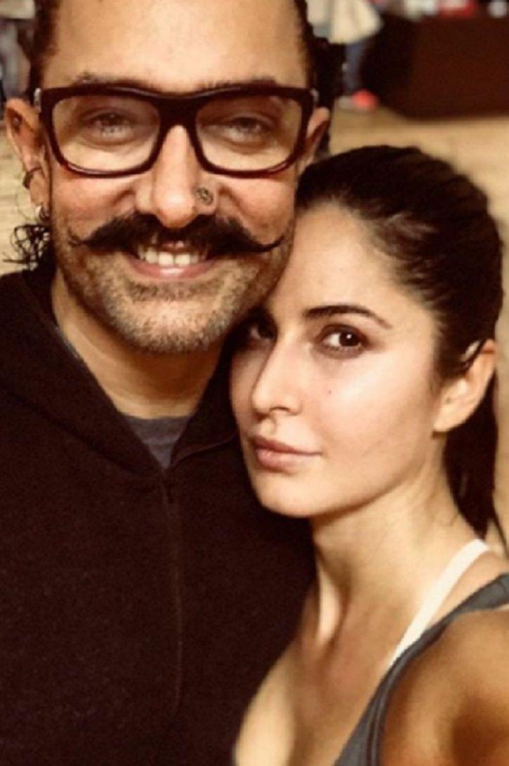 Aamir and Katrina