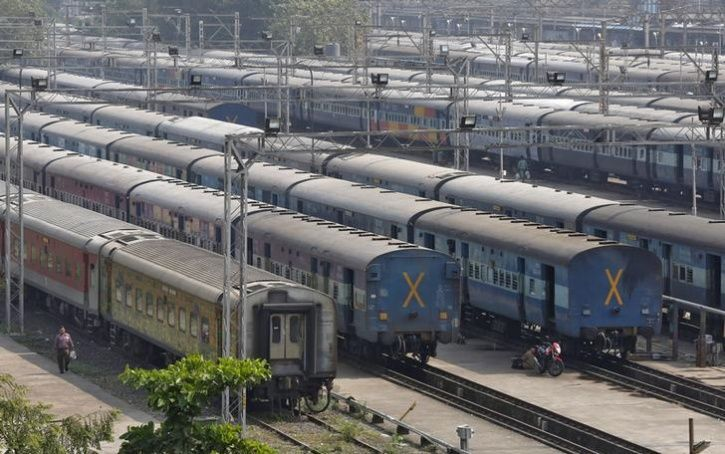 Abandoned Train Coaches To Be Converted Into Shelters For Homeless
