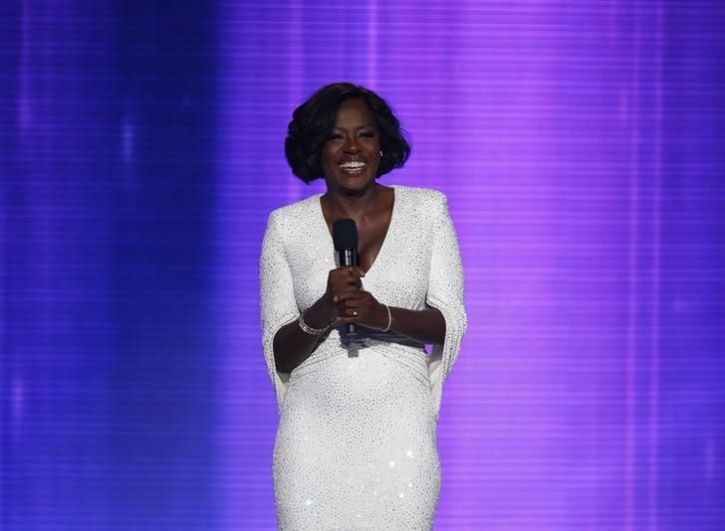 Actress Viola Davis says she is compared to icons like Meryl Streep, Julianne Moore and Sigourney