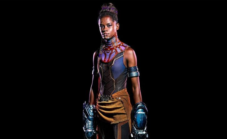 african fashion in black panther