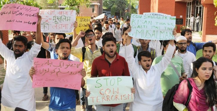 attack against minorities in india
