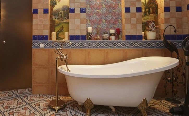 Bathtubs To Go Missing From 5 Star Hotels