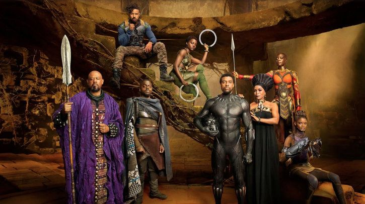 Black Panther African diversity and fashion