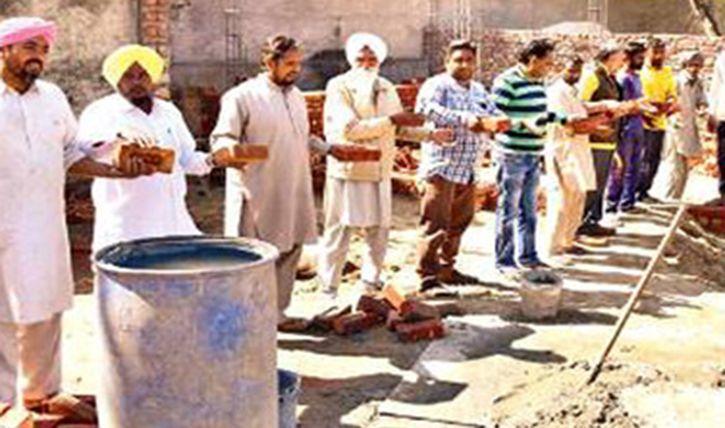 Brahmins Donate Land Sikhs Fund Mosque In Barnala Village