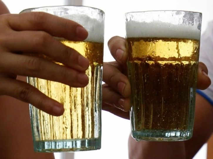 Brain Scan Reveal Why People Get Aggressive After Having A Couple Of Drinks