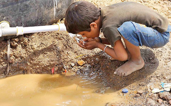 Centre Pushes Rs 6000cr Plan To Tackle Water Depletion