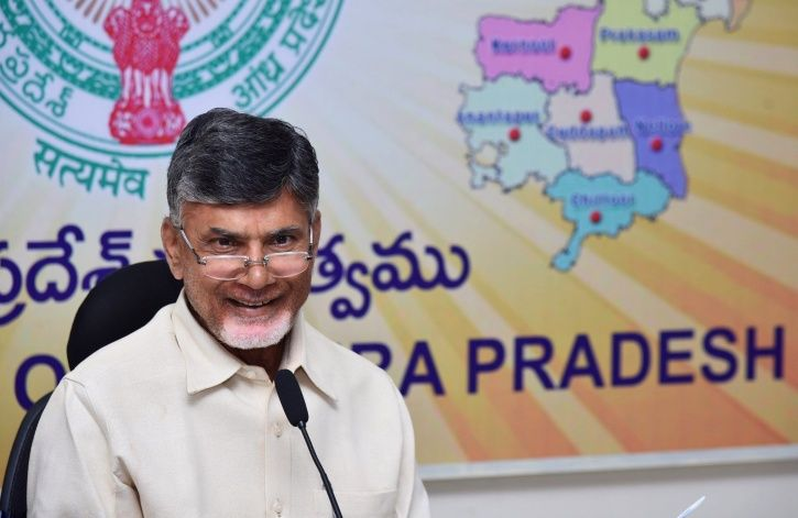Chandrababu Naidu Is The Richest CM In India