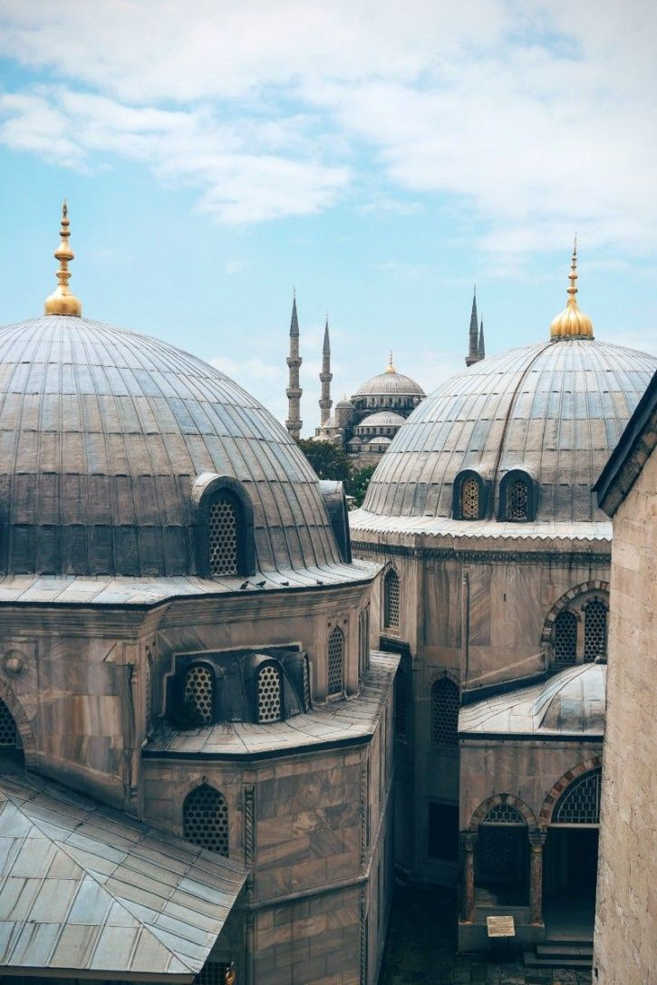 Cheap Foreign Trips From India - Turkey