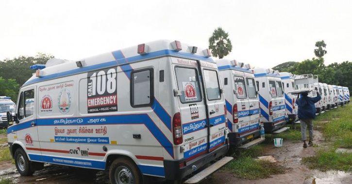 Chennai Old Ambulances