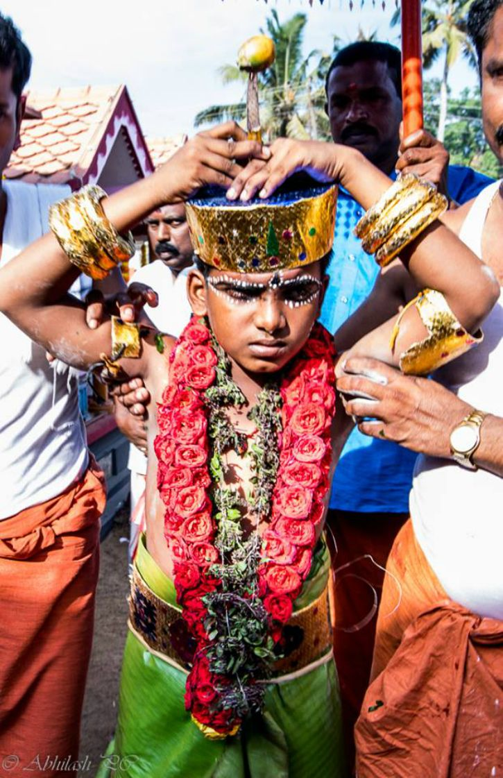 Chooral Muriyal Kerala human sacrifice