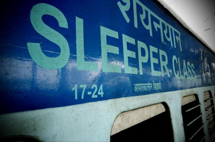 Co-Passengers Make Snoring Man Stay Awake On Train So They Can Catch Some Sleep