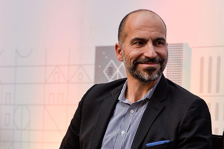 Dara Khosrowshahi Uber CEO