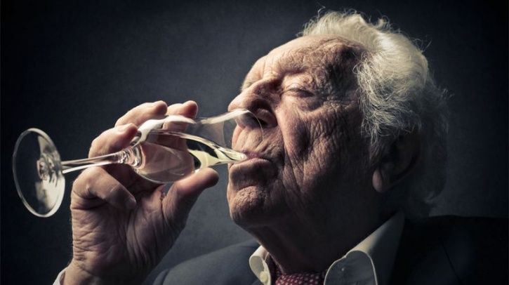 Drinking Alcohol Could Be One Of The Keys To Living Past 90!
