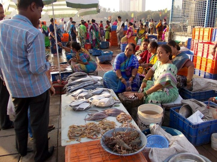 Fishermen Offended By Supreme Court Judge Justice Chandrachud Fish Market