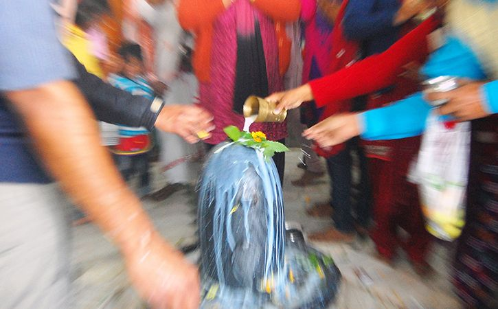 Five Friends From Meerut Set Up System To Prevent Milk Wastage On Shivratri