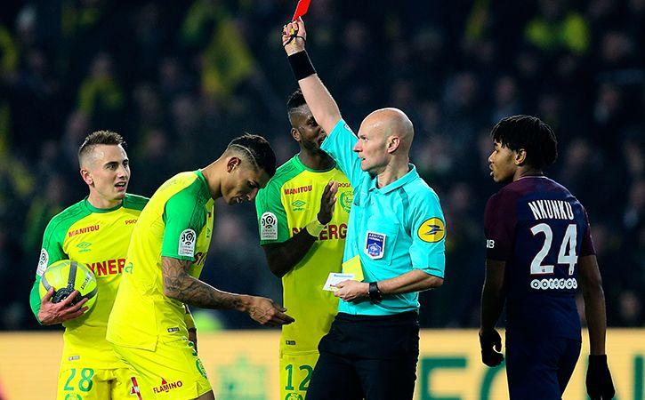 Football Referee Just Got Banned For Kicking A Player