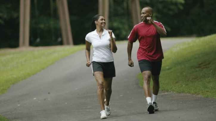 Forget The 10,000 Steps A Day Rule,Moderate-Intense Activity Is Far More Effective For Losing Weight