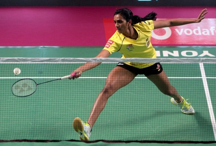 Good return to form for PV Sindhu