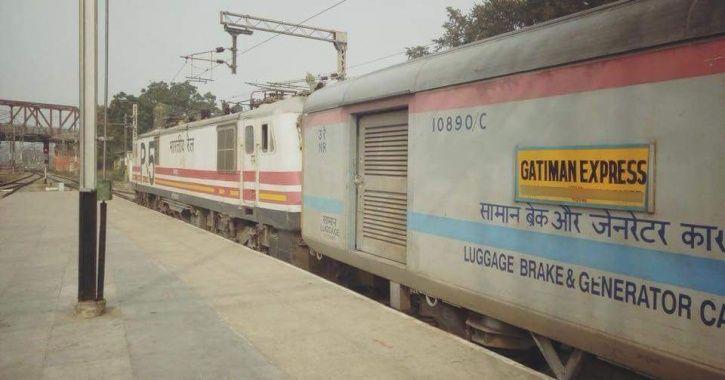 Gwalior to Delhi in 3 hours on Gatimaan