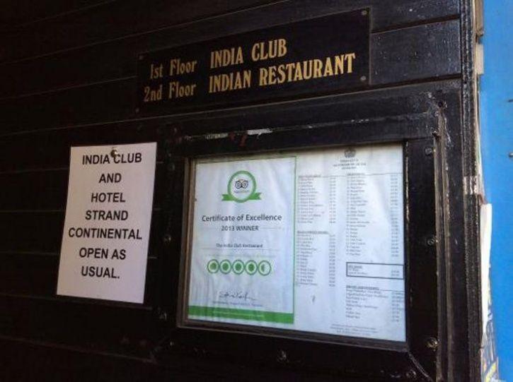 Historic India Club