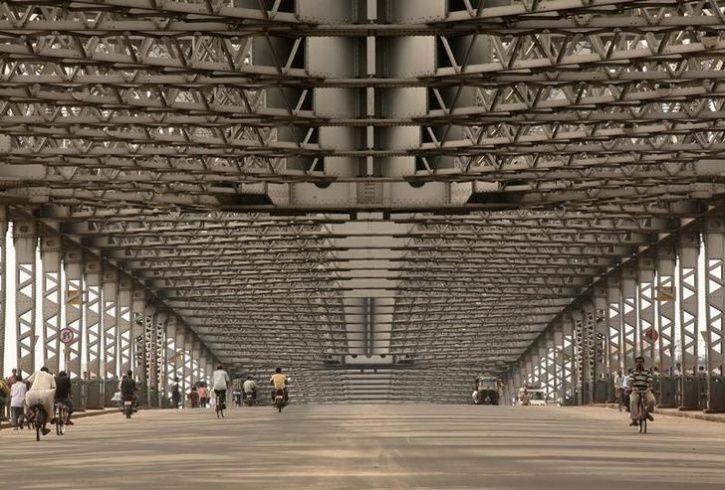 Howrah Bridge Completes Its 75 Years