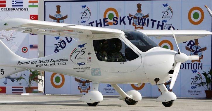 IAF Chopper Crashes