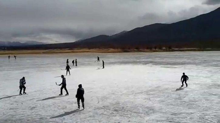 ice hockey women leh
