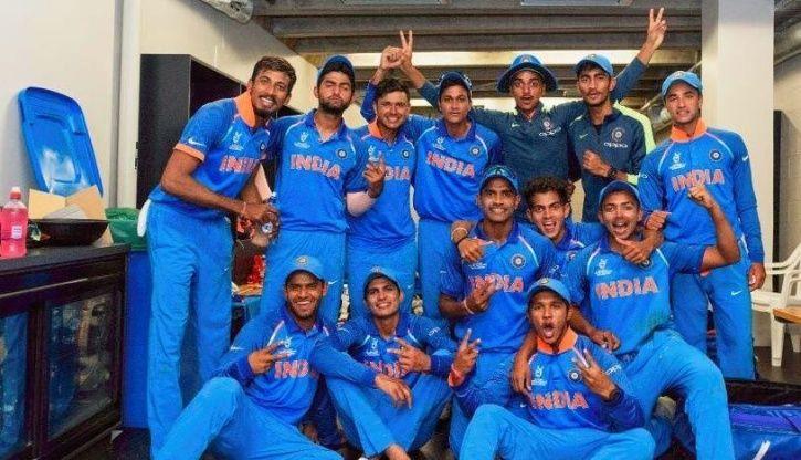 India have won 4 U-19 World Cups